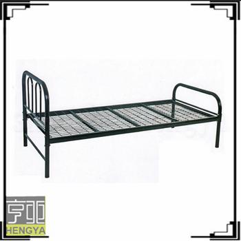Adult Low Height Single Metal Cot Beds - Buy Metal Cot Beds,Adult ...