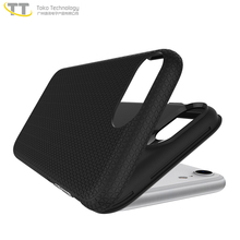 For apple for iphones 360 compatible brand polycarbonate for iphone 8 case anti shock,for iphone 8 case black blank