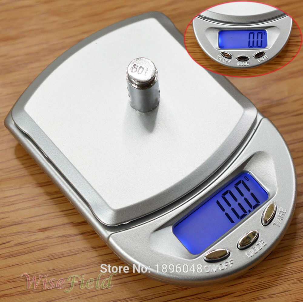 500g 0.1g Mini Digital Electronic Jewelry Electric Weight Weighing Scales Making Machine Diamond Gold Kitchen Pocket platform