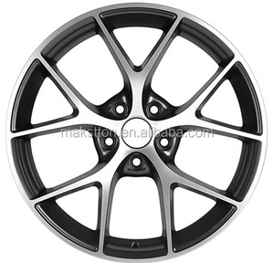 "China supplier wholesale vossen replica aluminum aftermarket alloy wheels 18"" wheel rims chrome lip"