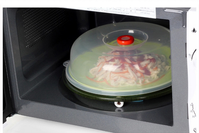 Low Cost Fda Microwave Oven Plate Cover Product On Alibaba