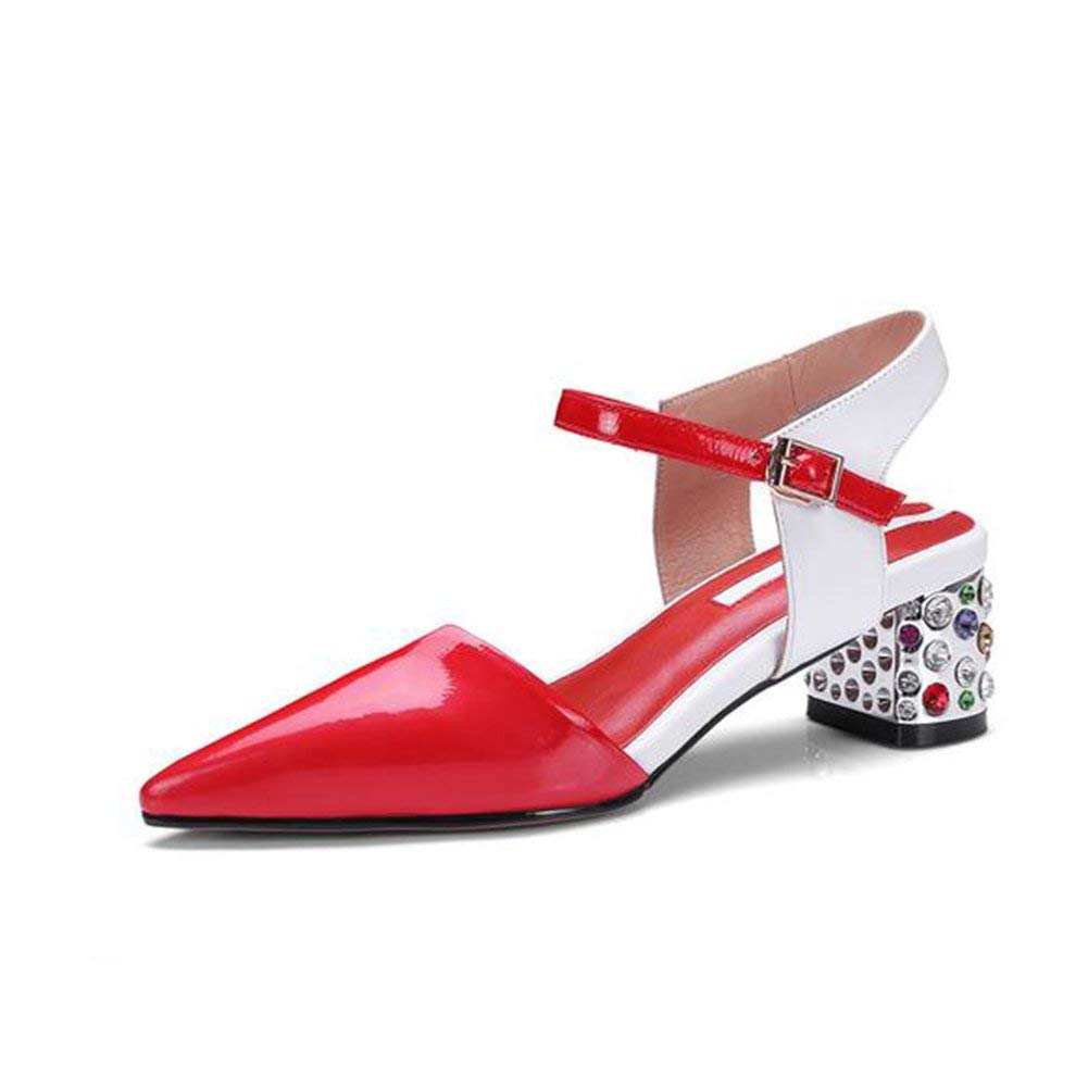 fa6db5b8b5e Get Quotations · Women s Heel Sandals