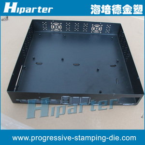 High Quality Desktop Computer Case Stamping Die, Desktop PC / Computer Box / Cabinet Tool and Mold