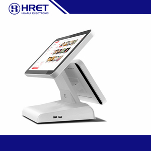 Factory price Android Pos System with 80mm printer 4G all in one retail Pos Terminal H3156A