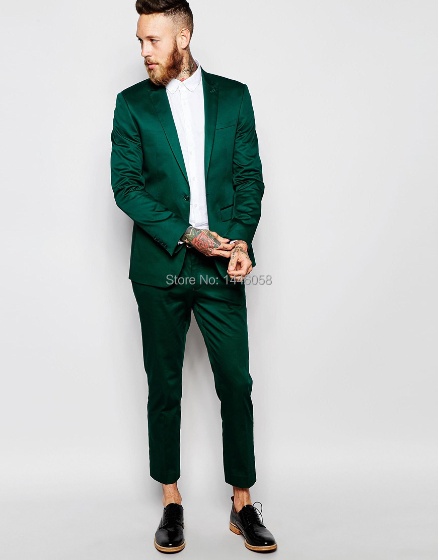 2019 new arrival 2018 party groom mens suits italian brand slim fit