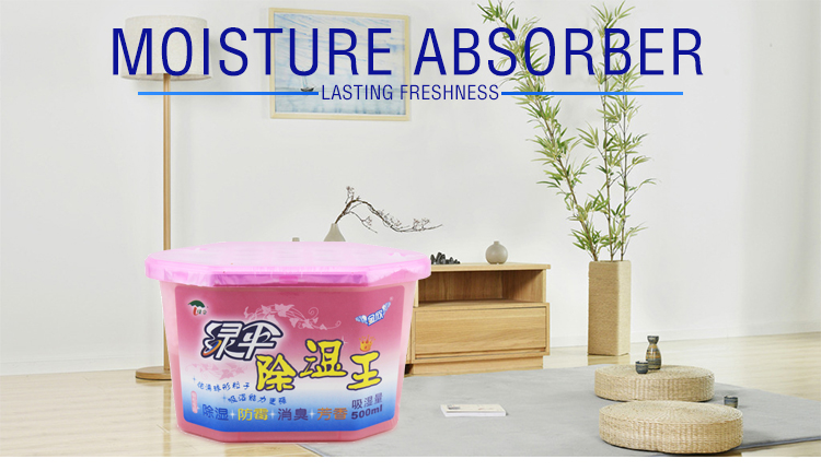 Calcium chloride dehumidifier box humidity absorber box