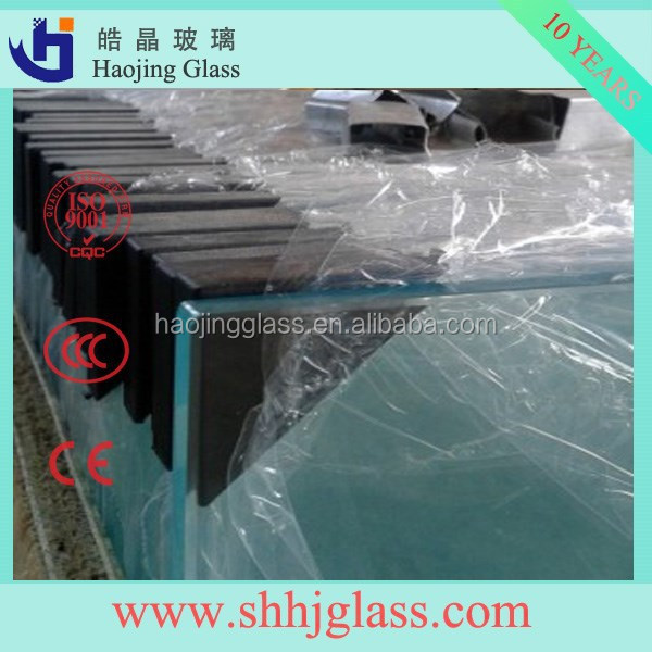 Haojing supply float galss/used sliding glass doors sale,10 years of experience