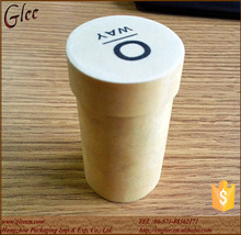 Handmade wooden bark tube container/birch bark/poplar bark with factory price