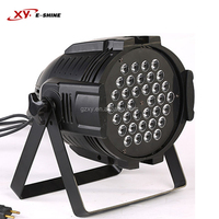 Hot Sale 36*3W RGBW Led Par Light Dj Disco Stage Led Light