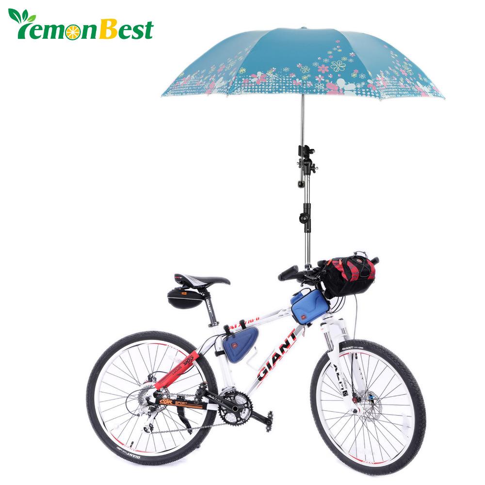 Зонтик держатель разъем для игры в гольф велосипед кресло коляска коляска