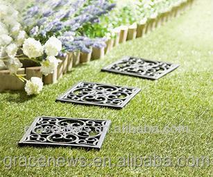 Garden Rubber Mat Outdoor Mat Patio Mat
