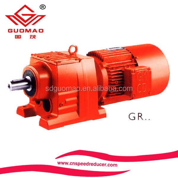 GR series high efficiency drill head gearbox