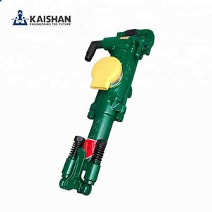 Hand held electric power drilling used 70mm pneumatic jack hammer for breaking works