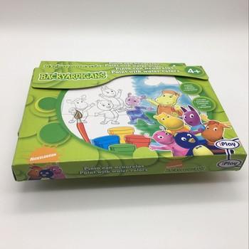 Kağıt Bulmaca Oyunları Ile Kalem Boyama Bulmaca Oyunu çocuklar Için