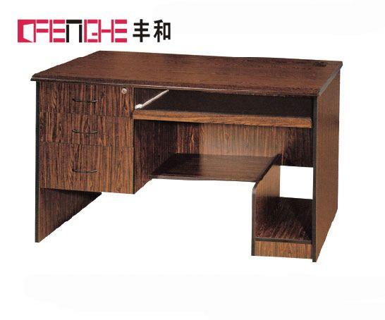 Büromöbel design holz  Hohe qualität büromöbel design holz computer bürotisch-Holztisch ...