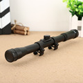 2016 Tactical 4x20 Telescopic Optics Scope Sights for 11mm Rail Mount Air Rifle Gun