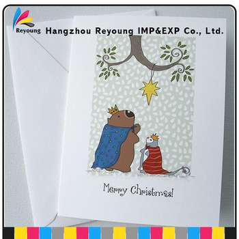 Beautiful christmas greeting cards with professional printing buy beautiful christmas greeting cards with professional printing m4hsunfo
