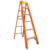 Strength And Durability A-Frame Insulation Ladders