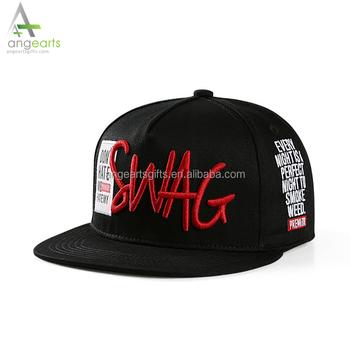 Custom 3D Embroidery Logo Snapback Hats Wholesale Customize Snapback Hats  Cotton Trucker Hat Snapback caps a59d5781bab6