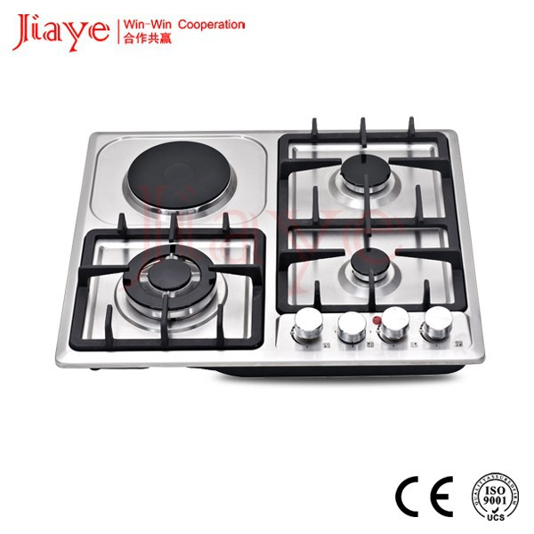 Alibaba Hot sale model! Built-in Gas and Electrc hob