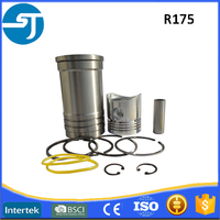 High quality antique R175 engine piston liner kit