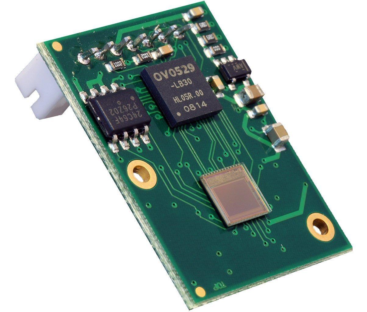 C329BW-SPI-board Monochrome JPEG Compression VGA Camera Module (no lens)