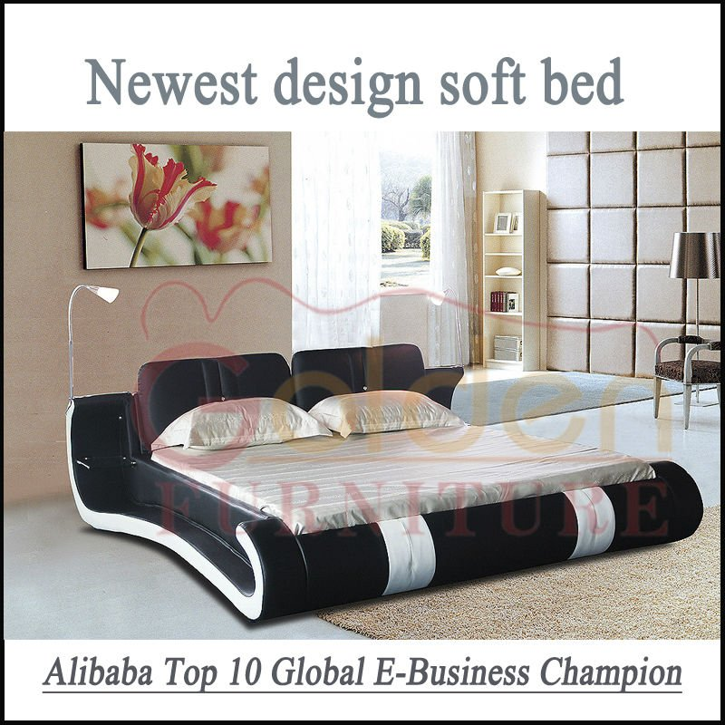 Super Quality Bedroom Furiture Latest Bed Designs I912 Buy Latest Bed Designs Latest Bed Designs Double Bed Designs Product On Alibaba Com