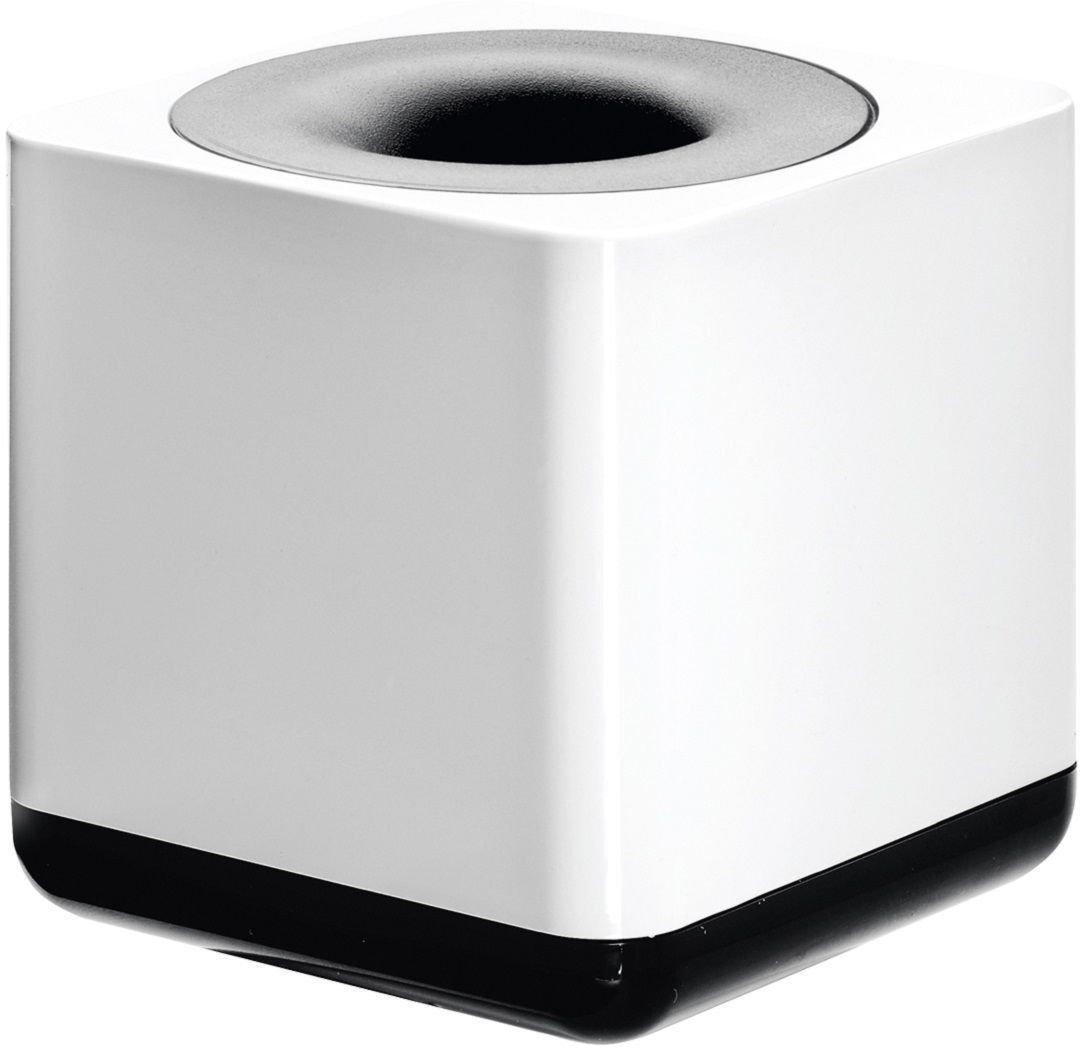 HAN i-Line 17652-32 Paper Clip Dispenser Plastic 70 x 70 x 70 mm White/Black