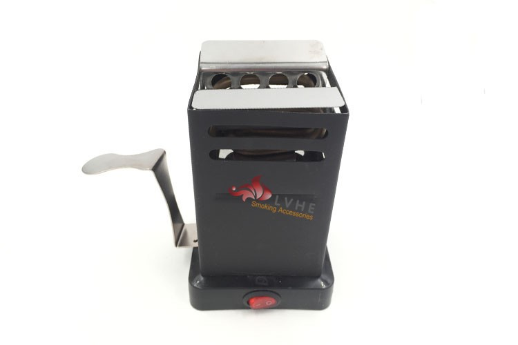 T002CB LVHE Buy Direct From China Factory Charcoal Manufacture Oven Wholesale Shisha Charcoal Burner