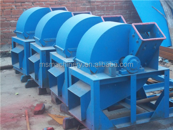 2015 newly tractor wood crusher manufactory