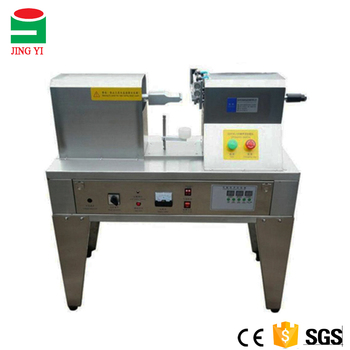 Aibaba Recommend, Jing Yi Brand, new automatic rotary volumetric plastic metal tube filling sealing machine , Trade Assurance