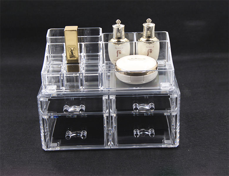 Clamshell Shoes Container Sundries Room Toys Containers Storage Box Organizer HC