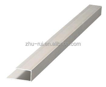 Fiutare scala per le mattonelle in alluminio anodizzato scala