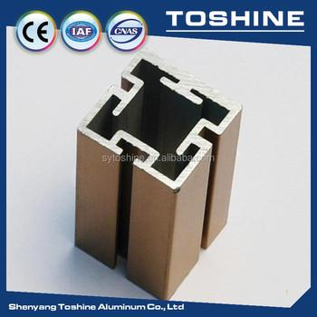 2014 verr ckte auftrag fairen preis aluminium profil rohr von fabrik bunte eloxiertem. Black Bedroom Furniture Sets. Home Design Ideas