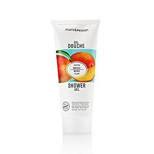 Fruits & Passion Mango Escape 6.7 oz Shower Gel