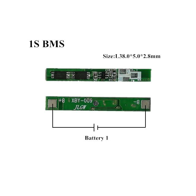 보호 회로 module 10 s bms 37 v 30A lithium battery bms/pcm 와 알루미늄 방열판