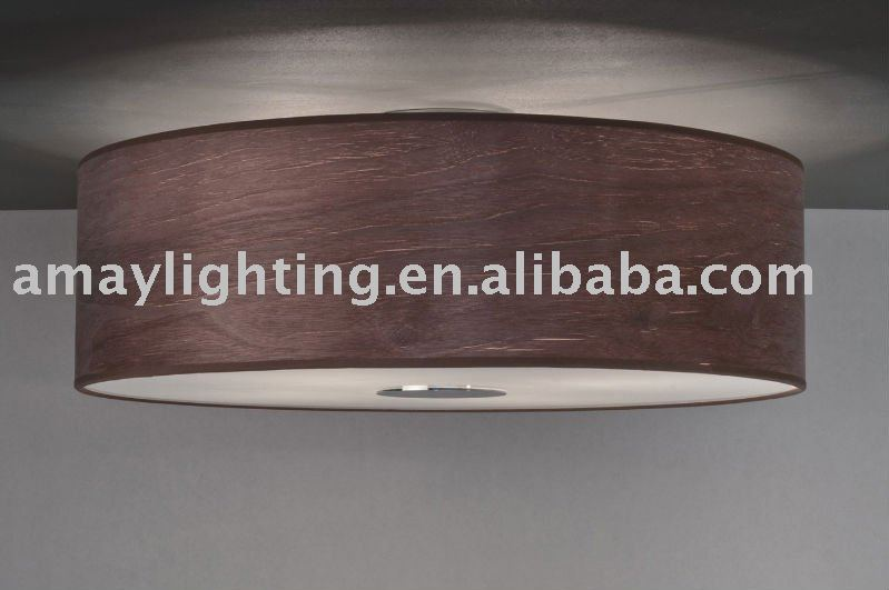 2011 wooden ceiling light MC2051