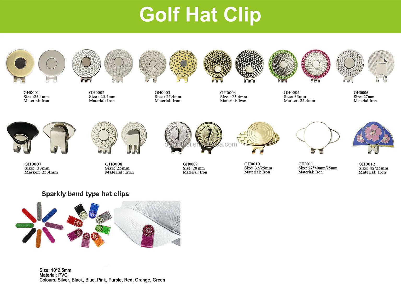 Poker Pattern Golf Ball Markers Spade Metal ball marker Heart Spade Diamond White Painted Marker Coins