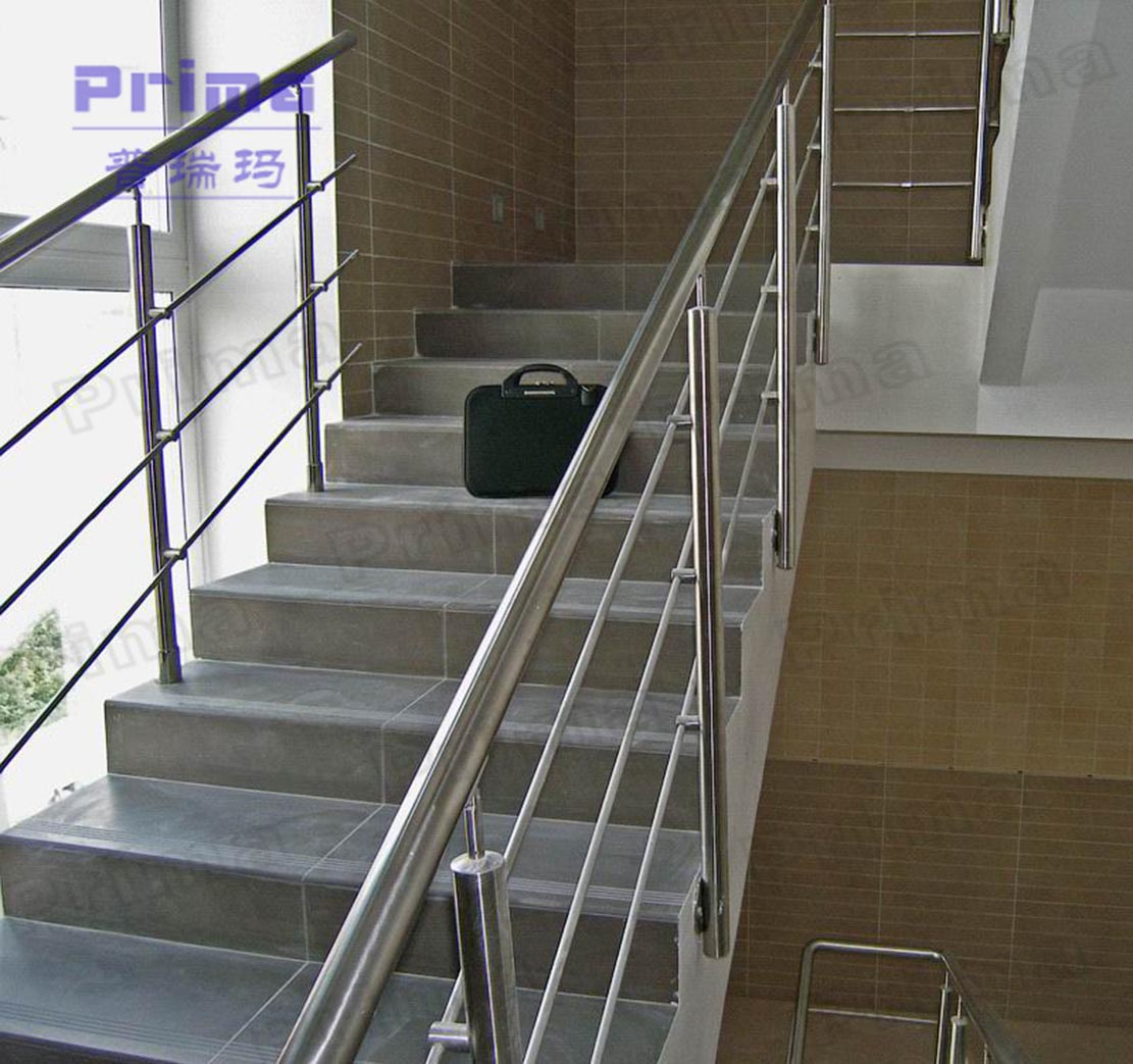 Modern Interior Stairs Railing Designs Pr B2051