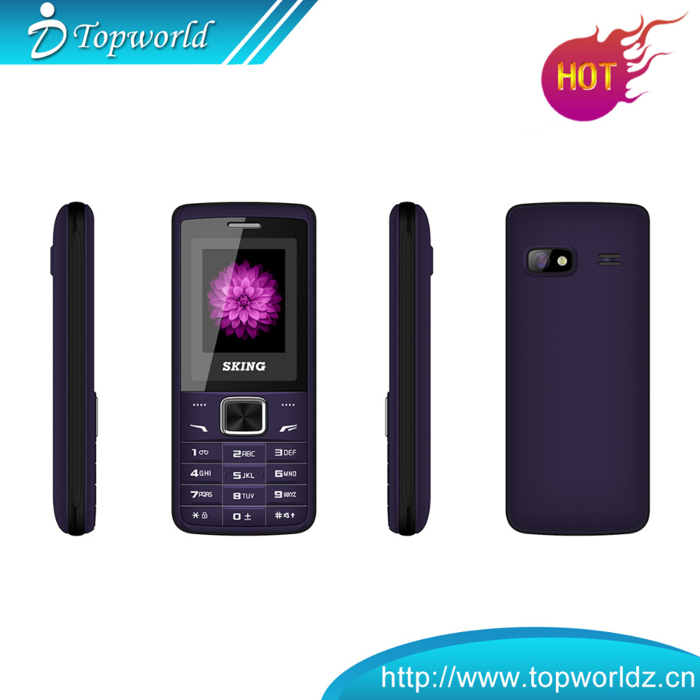 1.77inch MTK6261D 13 with Bluetooth/GPRS OEM Mobile Phone Your Own Brand Phone