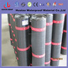 self adhesive bitumen waterproof pe membrane sheet