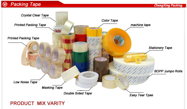 wholesale and best double sided sticky tape for packing