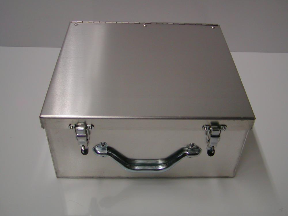 Aluminum Camper Tool Box W Lock Pickup Truck Bed Atv