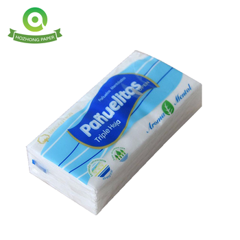 facial tissue packs pocket size tissue paper in bulk price