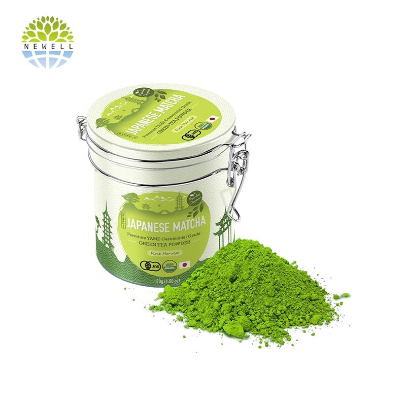Food Supplement silky smooth matcha 30g organic for tea importers - 4uTea | 4uTea.com