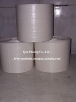 PP woven roll for wrapping cable, steel bar, steel coil,pp woven fabric roll