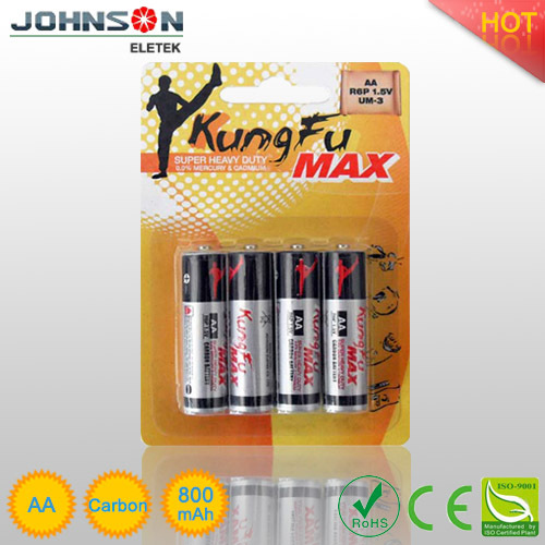 hot sales um3 carbon aa battery carbon adapter with market price
