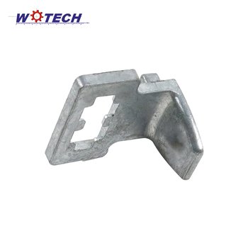 aluminium alloy metal pressure OEM die casting with powder coating