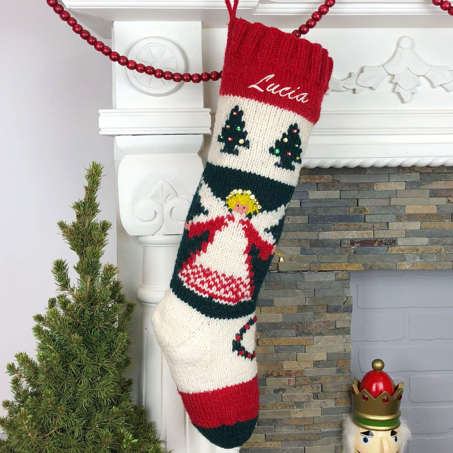 Cheap Hand Knit Stocking, find Hand Knit Stocking deals on line at ...
