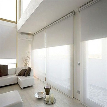 High quality blackout fabric roller blinds electric roller blinds